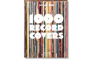 M. Ochs   1000 Record Covers  Die Kunst des Cover-Designs