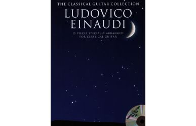 L. Einaudi     The Classical Guitar Collection