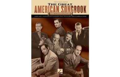 HL311365  The great american songbook - the composers