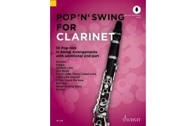 ED23395 Pop`n`Swing  10 Pop-Hits in Swing Arrangements