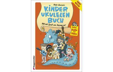 Peter Bursch  Kinder Ukulelenbuch
