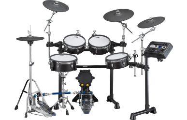 Yamaha DTX8K-M E-Drum Kit Black Forest