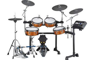 Yamaha DTX8K-M E-Drum Kit Real Wood