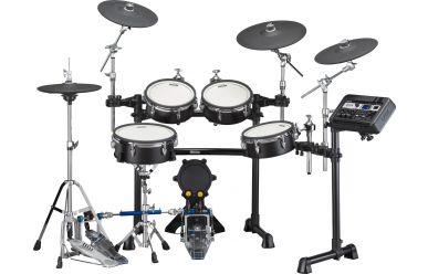 Yamaha DTX8K-X E-Drum Kit Black Forest