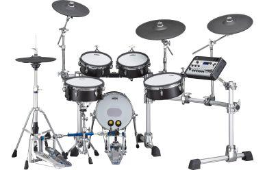 Yamaha DTX10K-M E-Drum Kit Black Forest