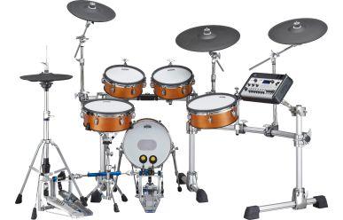 Yamaha DTX10K-M E-Drum Kit Real Wood