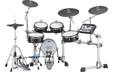 Yamaha DTX10K-X E-Drum Kit Black Forest