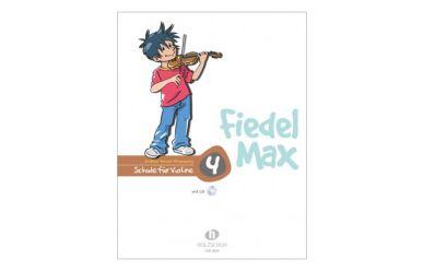 VHR3804 A.Holzer-Rhomberg  Fiedel Max 4  Schule für Violine