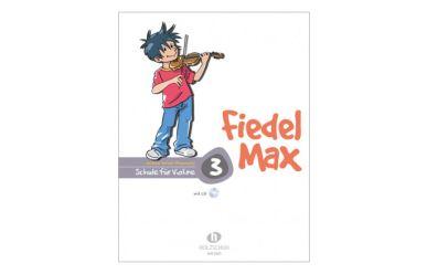VHR3803 A.Holzer-Rhomberg  Fiedel-Max 3 Schule für Violine
