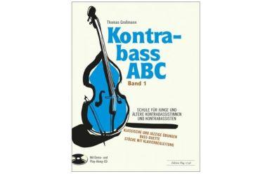 Th. Großmann   Kontrabass ABC   Band 1