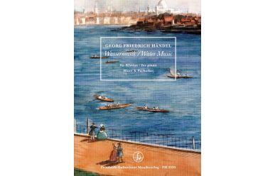 FH3320  G.F.Händel   Wassermusik  HWV 348-350
