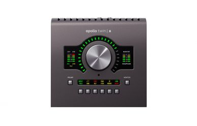 Universal Audio Apollo Twin X Quad Heritage Edition TB3