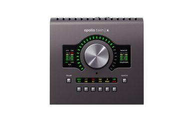 Universal Audio Apollo Twin X Duo Heritage Edition TB3