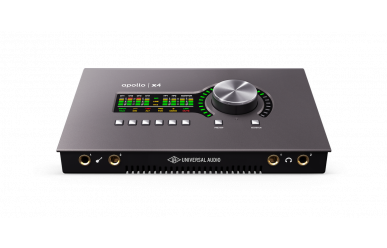 Universal Audio Apollo x4 Thunderbolt 3 Heritage Edition