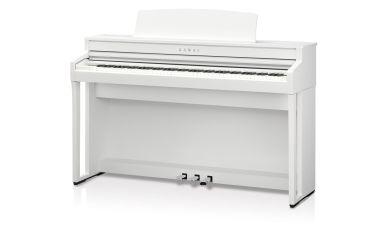 Kawai CA-59 W Digitalpiano Premium weiß matt