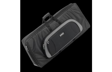 Soundwear 29114 Keyboard Bag Professional, mit Rollen