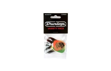 Dunlop Acoustic Variety Player's Pack