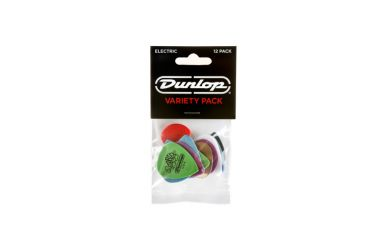 Dunlop Electric Variety Player's Pack