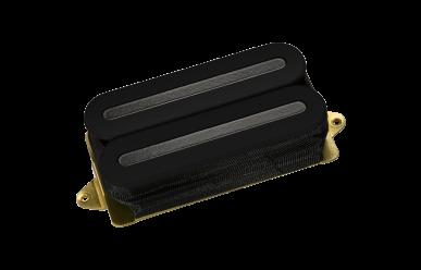 DiMarzio DP222BK D Activator X Bridge Black