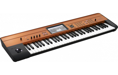 Korg Krome EX 61 CU Limited Edition, Copper Metallic