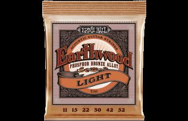 Ernie Ball 2148 Earthwood Light Phosphor Bronze