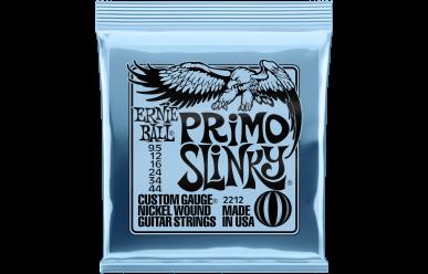 Ernie Ball 2212 Primo Slinky Nickel Wound