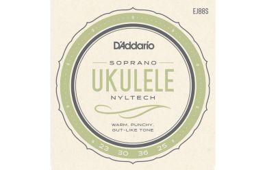 DAddario EJ88S Ukulele Soprano