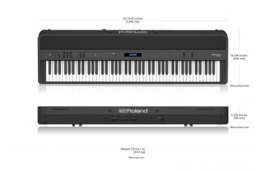 Roland FP-90 X BK