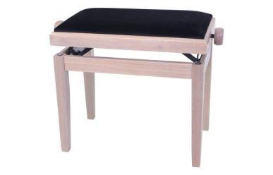 Gewa Klavierbank DeLuxe White Ash
