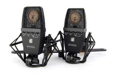 SE Electronics 4400a Studiomikrofon, Stereo Set