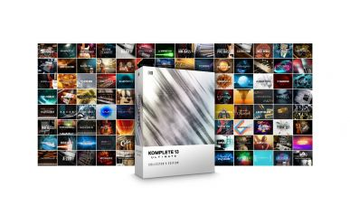 Native Instruments Komplete 13 Ultimate Collectors Edition Upgrade von KOMPLETE ULTIMATE 8-13