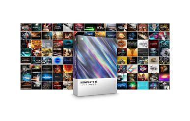 Native Instruments Komplete 13 Ultimate Upgrade Komplete 8-13 - Summer of Sound 2021