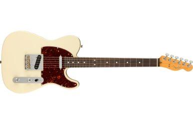 Fender American Pro II Telecaster RW Olympic White