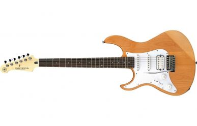 Yamaha PAC-112JL YNS Pacifica Lefthand Yellow Natural Satin