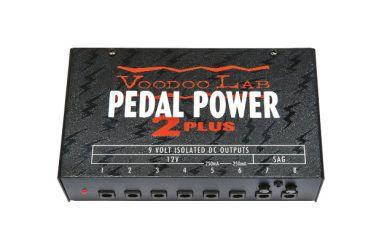 Voodoo Lab Pedal Power 2 Plus Universal Netzteil