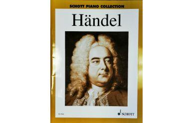 ED506  Schott Piano Collection   Händel