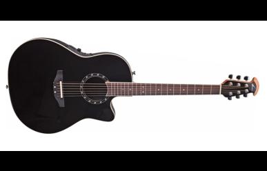 Ovation 2771AX-5 Standard Balladeer Black