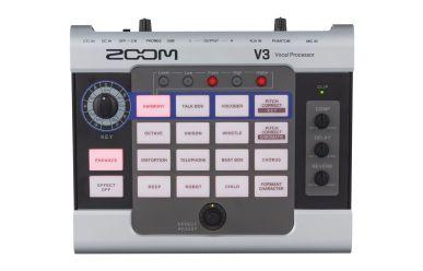 Zoom V3 Vocal Prozessor