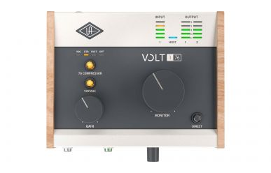 Universal Audio Volt 176  1-in/2-out USB 2.0 Audio Interface