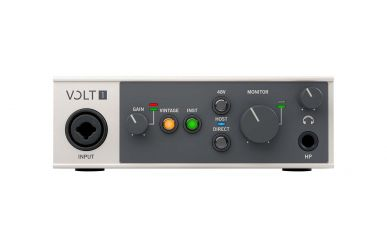 Universal Audio Volt 1  1-in/2-out USB 2.0 Audio Interface