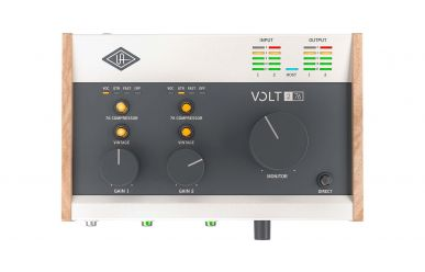 Universal Audio Volt 276  2-in/2-out USB 2.0 Audio Interface