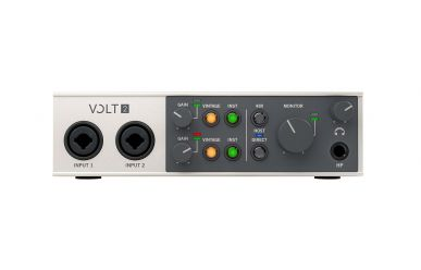 Universal Audio Volt 2  2-in/2-out USB 2.0 Audio Interface