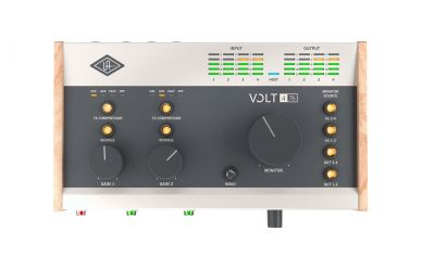 Universal Audio Volt 476  4-in/4-out USB 2.0 Audio Interface